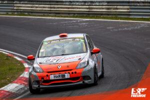 Sharky Racing Renault Clio RS NLS3 2021