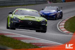 Schnitzelalm Racing Mercedes-AMG GT4 NLS3 2021