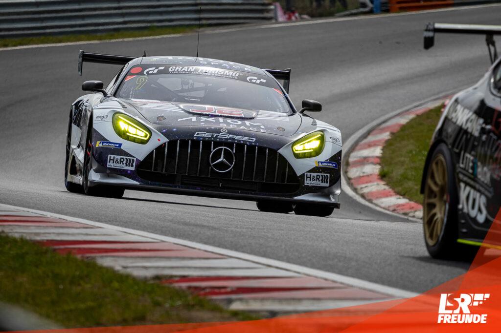 GetSpeed Mercedes-AMG GT3 NLS3 2021