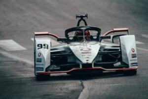 Porsche 99X Electric (#99), Pascal Wehrlein