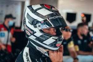 André Lotterer, TAG Heuer Porsche Formel-E-Team