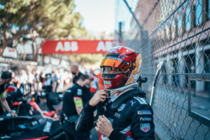 Pascal Wehrlein, TAG Heuer Porsche Formel-E-Team Monaco Monte Carlo