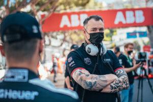 Amiel Lindesay, Einsatzleiter Formel E, TAG Heuer Porsche Formel-E-Team Monaco Monte Carlo