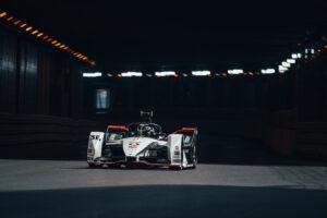 Porsche 99X Electric (#36), André Lotterer Formel E Monaco Monte Carlo