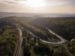 Nürburgring-Nordschleife: Caracciola-Karussell