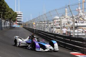 Monaco (MCO), 6th- 8th May 2021. ABB FIA Formula E World Championship, Season 7, Monaco E-Prix, Jake Dennis (GBR) #27 BMW iFE.21, BMW i Andretti Motorsport.