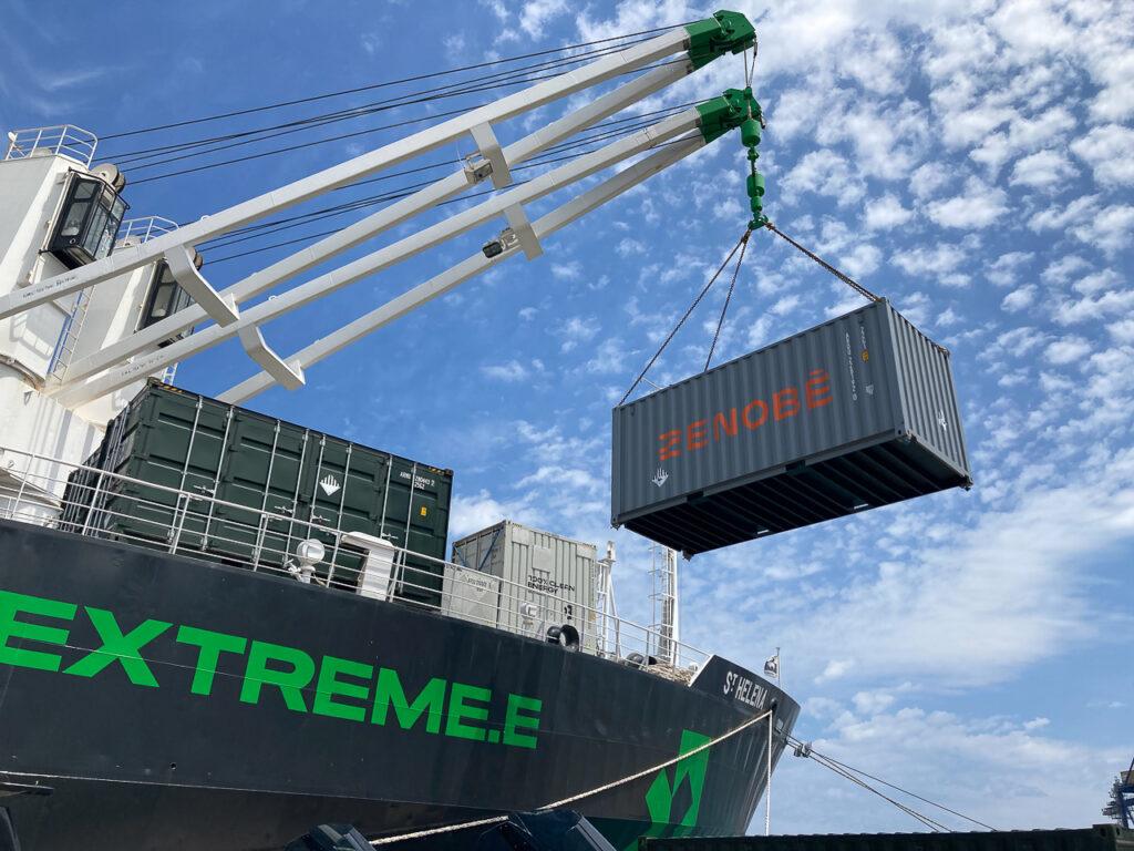 St. Helena Extreme E 2021