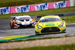 ADAC GT Masters, 1. + 2. Rennen Oschersleben 2021 - Foto: Gruppe C Photography; #70 Mercedes-AMG GT3, Mann-Filter Team Landgraf HTP: Maximilian Buhk, Raffaele Marciello