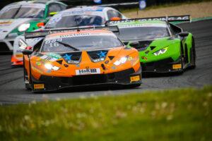 GRT Grasser Racing Team ADAC GT Masters 2021 Lamborghini Huracan GT3 Evo