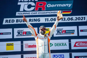 ADAC GT Masters, Round 2 Redbull Ring 10th-13th June 2021 ADAC TCR Germany Eric Scalvini Wimmer Werk