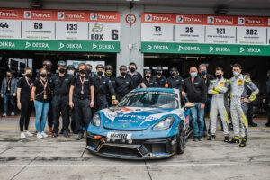 W&S Motorsport N24h 2021