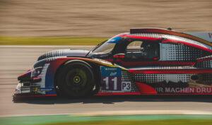 WTM Racing LMP3