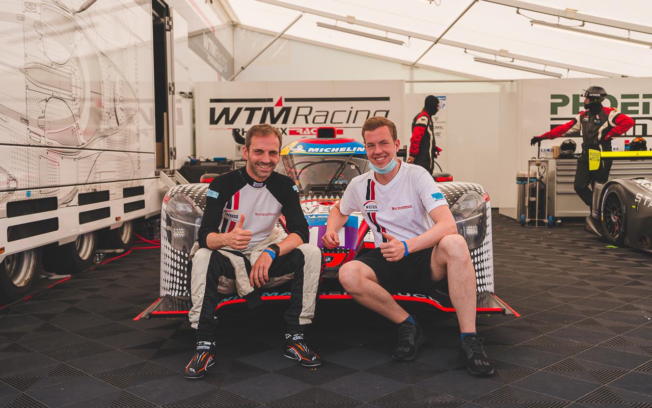 WTM Racing LMP3 Michelin Le Mans Cup Le Castellet 2021 Torsten Kratz Leonard Weiss