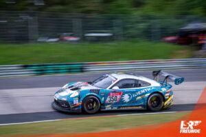 Black Falcon Porsche 911 GT3 Cup MR N24h 2021