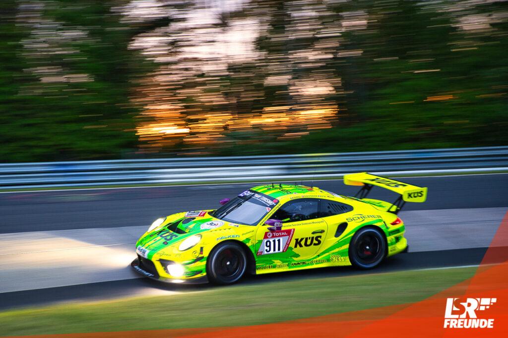Manthey Porsche 911 GT3 R N24h 2021