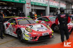 Frikadelli Racing Porsche 911 GT3 R N24h 2021