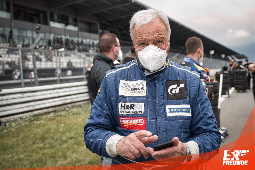6h-Rennen ohne den Manta - Beckmann zieht Nennung zurück