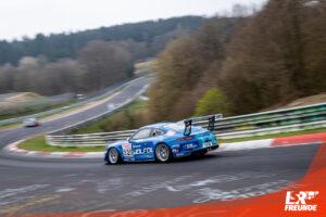 Four Motors Porsche 911 GT3 Cup NLS3 2021