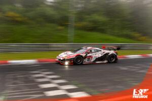 WTM Racing Ferrari 488 GT3 N24h 2021