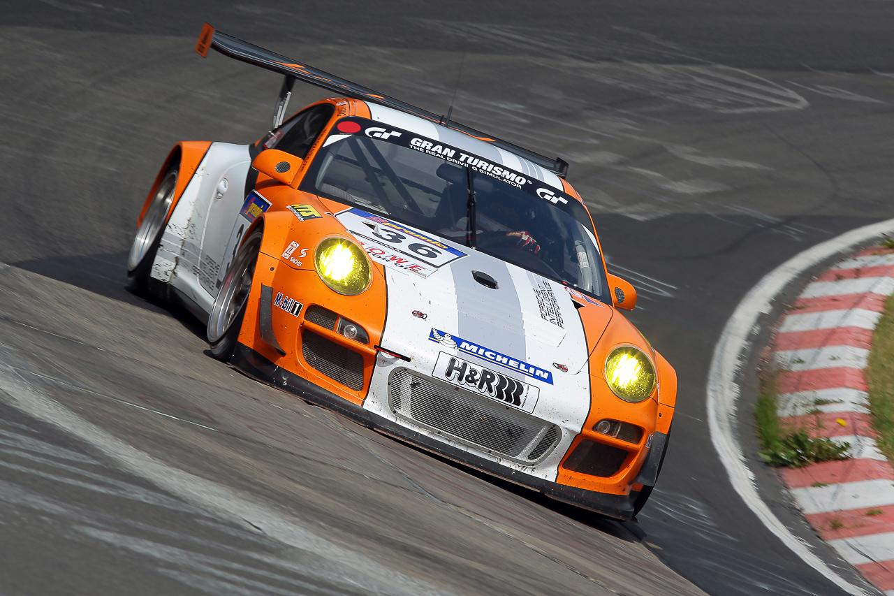 Porsche 911 GT3 R Hybrid Manthey 2011