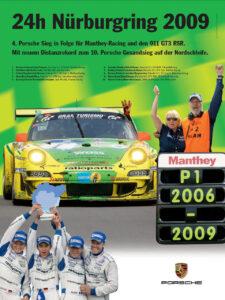 Manthey Racing Siege N24h