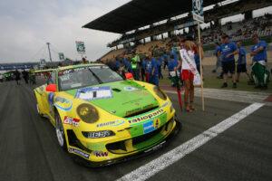 Der Dicke Porsche 911 GT3 R Manthey Racing