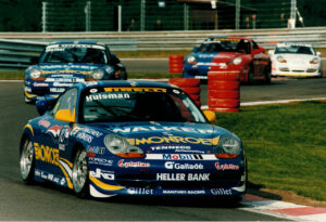 Manthey Porsche Supercup