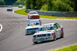 M3 mal drei; die Tourenwagen Classics - Credit Michael Jurtin-XLR8