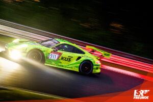 Manthey Racing Porsche 911 GT3 R N24h 2021