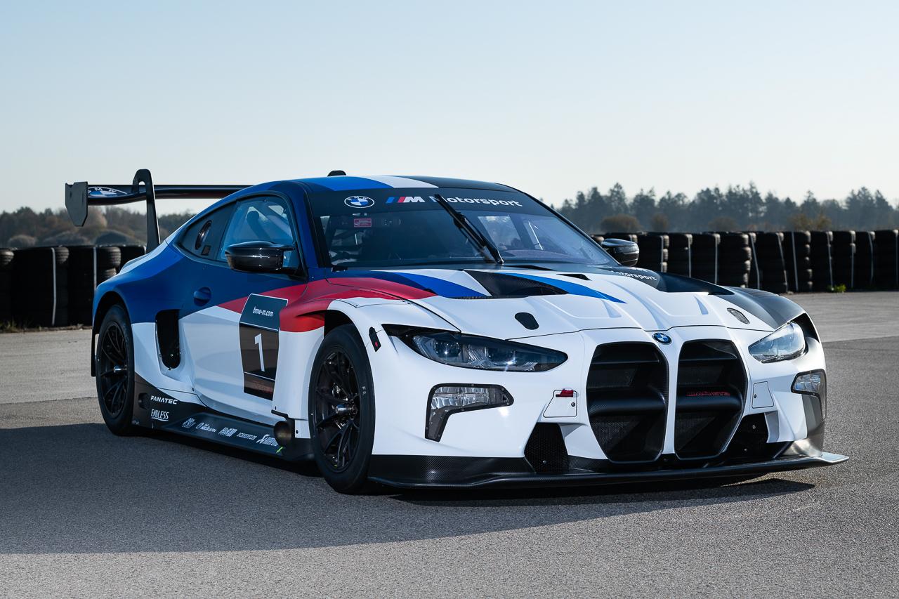 Maisach (GER), 2nd June 2021. BMW M4 GT3, photoshoot, livery, BMW M Motorsport design, presentation, launch.