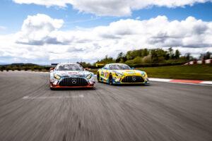HRT Haupt Racing Team Mercedes-AMG GT3 N24h 2021